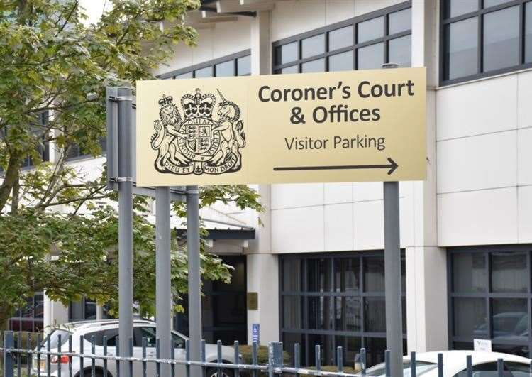 A Mildenhall man, who died from carbon monoxide poisoning, took his own life, an inquest heard.