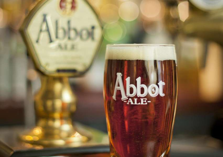 Greene King's Abbot Ale will be at the MP's West Suffolk Food Fair ANL-160317-111942001