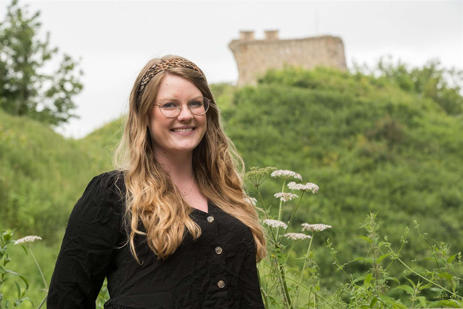 Natalie Tarling is the Volunteer and Community Engagement Manager for Clare Castle Country Park. Picture by Mark Westley.