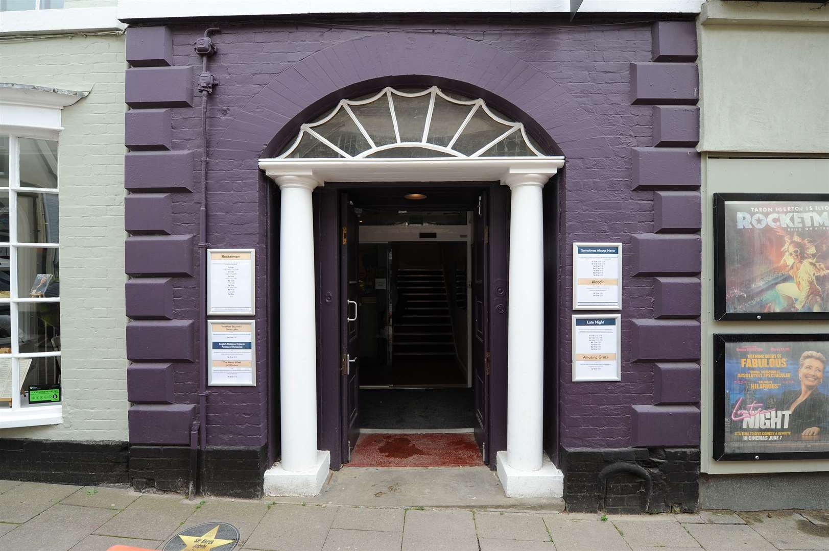 Behind closed doors at Abbeygate Cinema