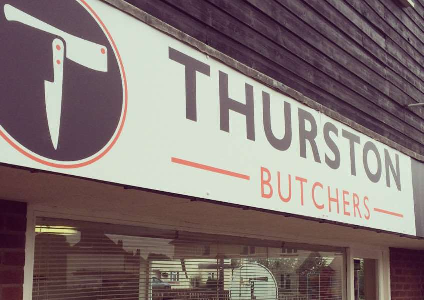 Thuston Butchers.