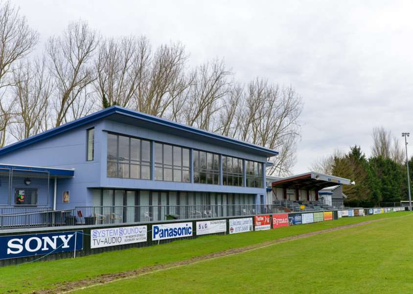 FINED: AFC Sudbury have been fined �300 for their part in the abandoned game with Hendon in January
