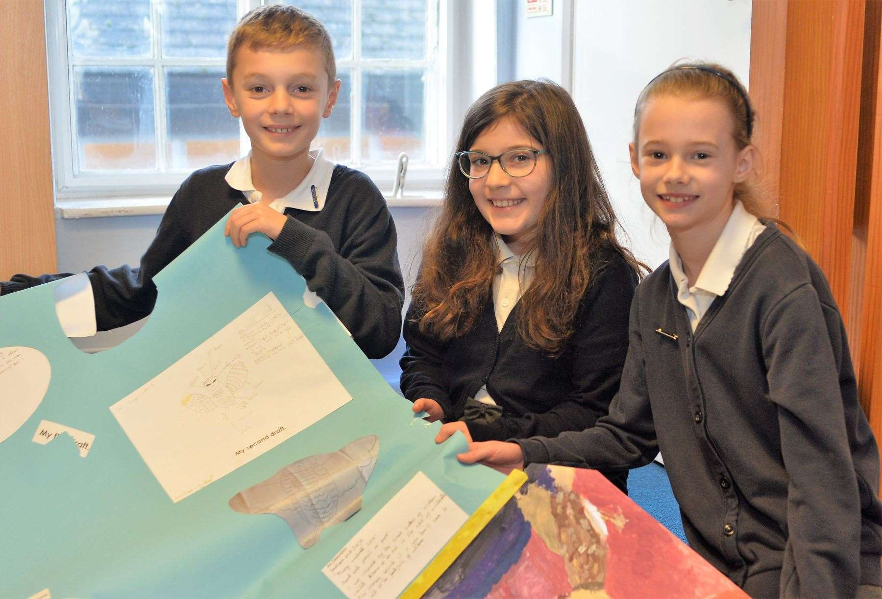 Cheveley school art winners (26623779)