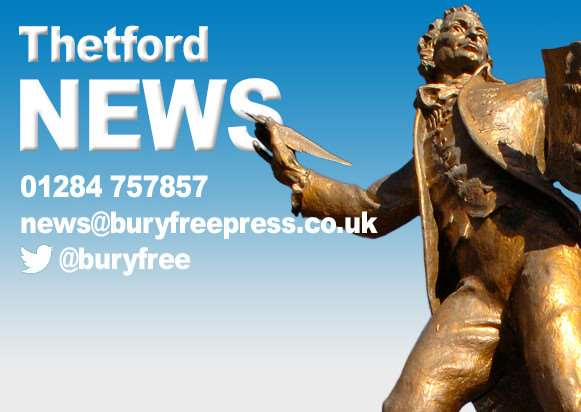 Thetford news from the Bury Free Press