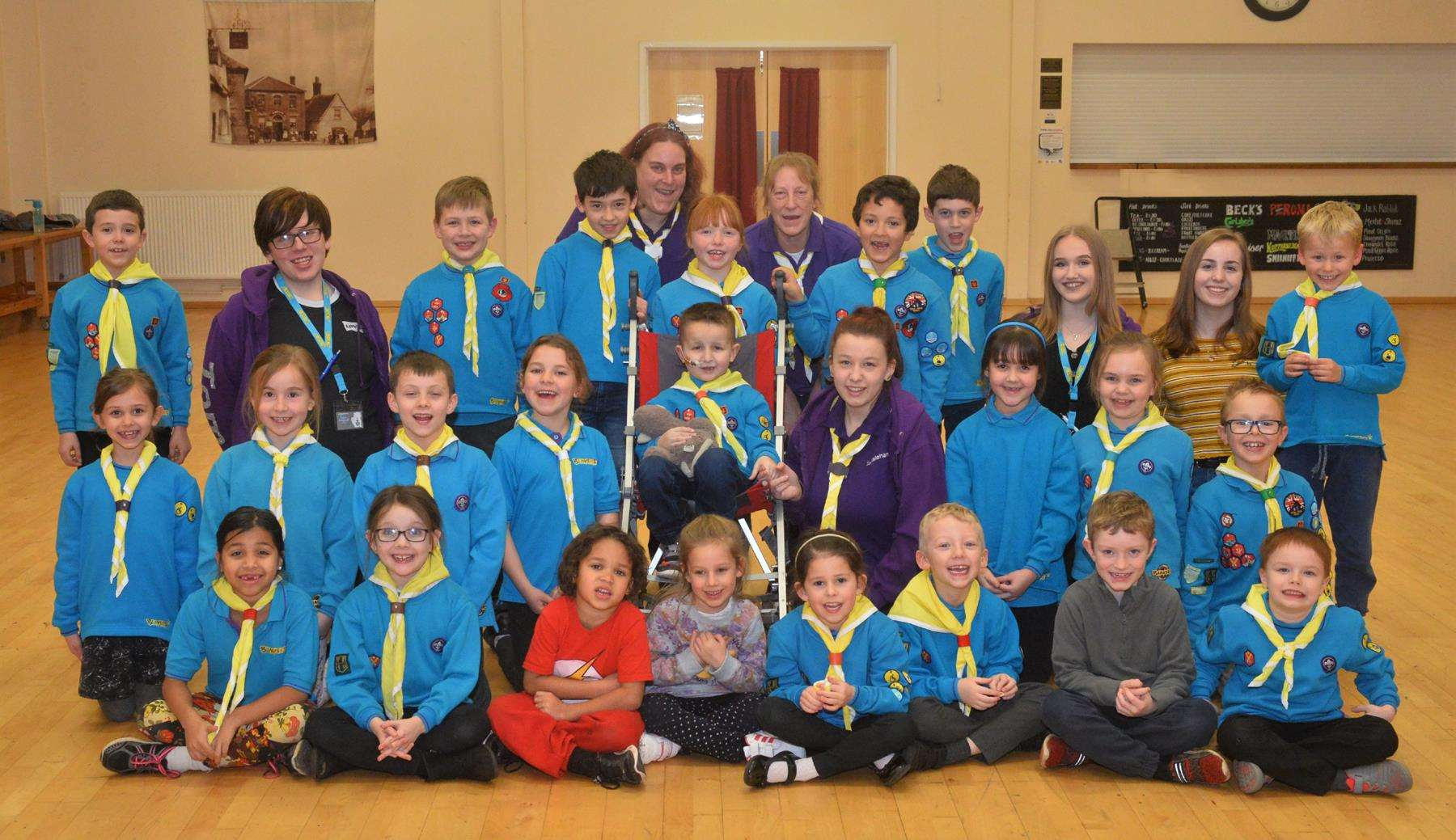 Isleham Beavers with Jay Davison (7002543)