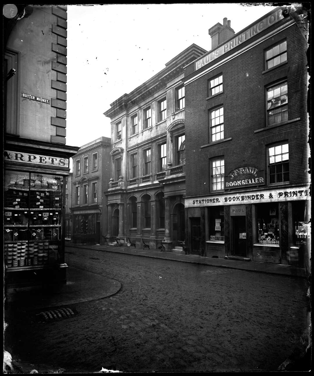 Abbeygate Street. From the Spanton Jarman collection (5081669)