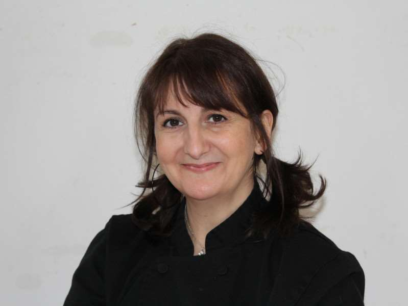 Gemma Simmonite from Gastrono-me