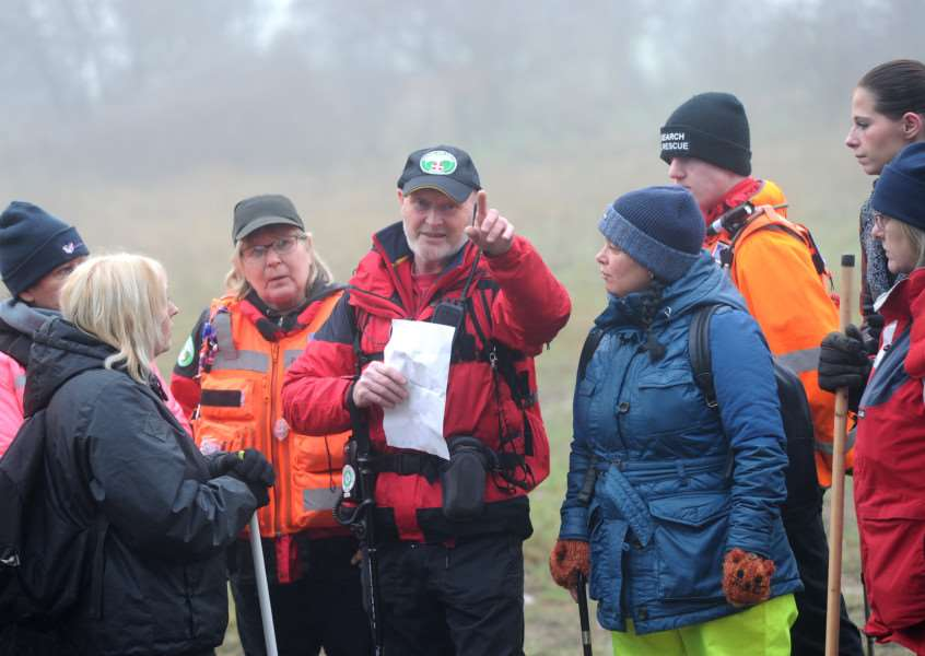 All searchers were briefed and guided by Sulsar members ANL-161218-184538009