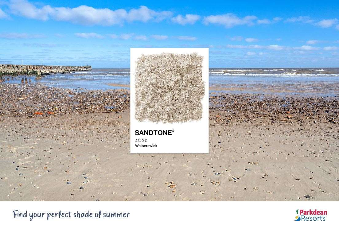 Parkdean Resorts' Sandtone survey of UK's lightest and darkest beaches - Walberswick (40698830)
