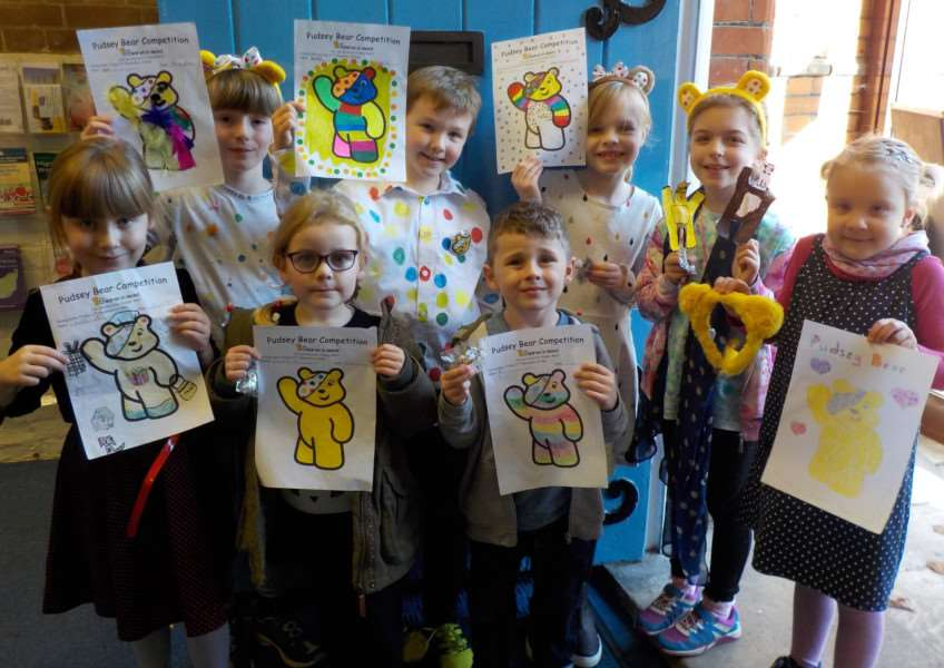Glemsford Children in Need 2017