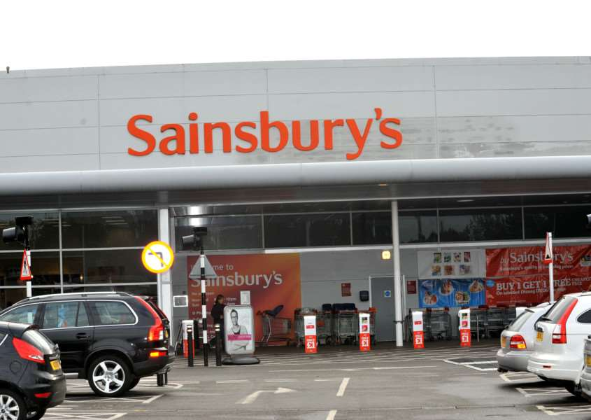 Sainsbury's Bury St Edmunds store was victim of an 'ingenius' burglary ENGANL00120121015112341
