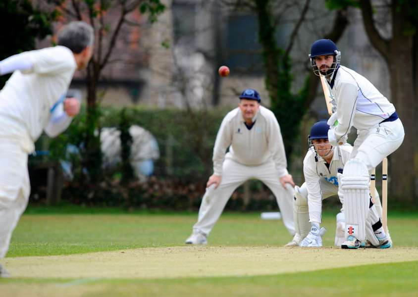 STAR MAN: Jimmy Watson scored 134 runs for Worlington in their big victory