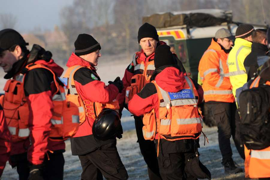 Sulsar is a charity and all its searchers are volunteers