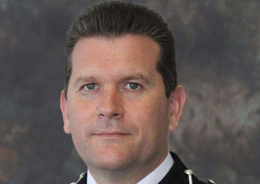 Suffolk Temporary Chief Constable Gareth Wilson ANL-150224-163502001