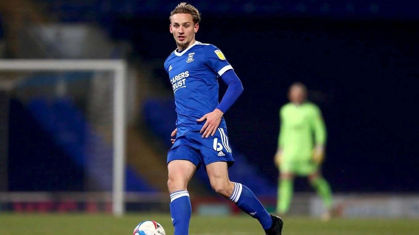 Luke Woolfenden says the Ipswich Town players themselves need to take responsibility on the pitch for their performances and resultsPicture: ITFC (43897394)