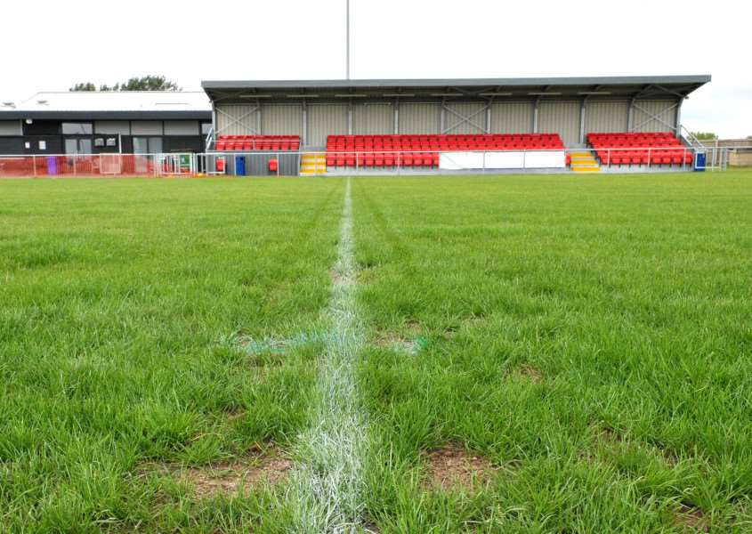 GAME OFF: Haverhill Rovers' game with Stowmarket is one that has been postponed this weekend