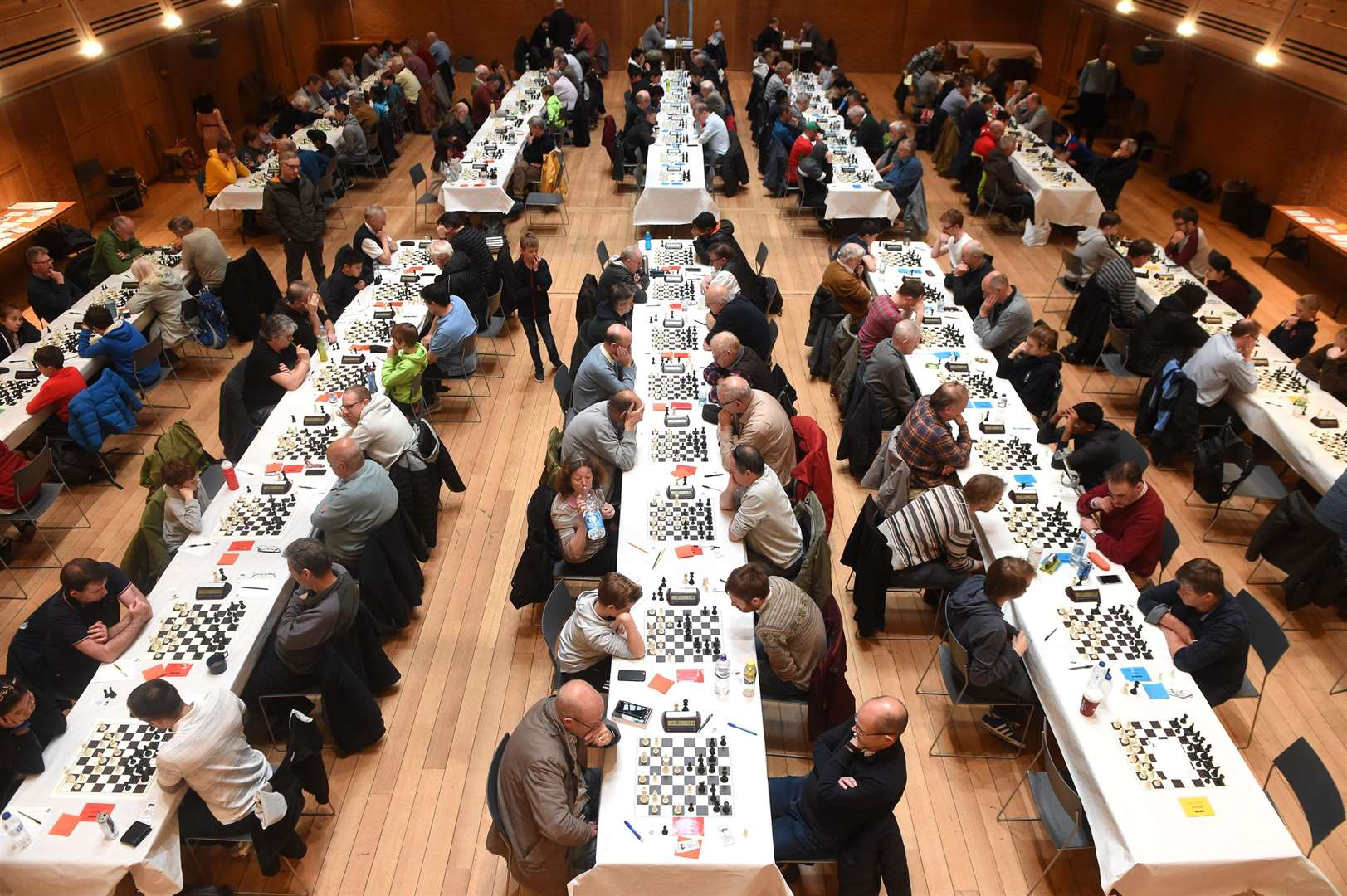 CHESS - Bury St Edmunds Chess Congress..Pictured: ...PICTURE: Mecha Morton .... (20267407)