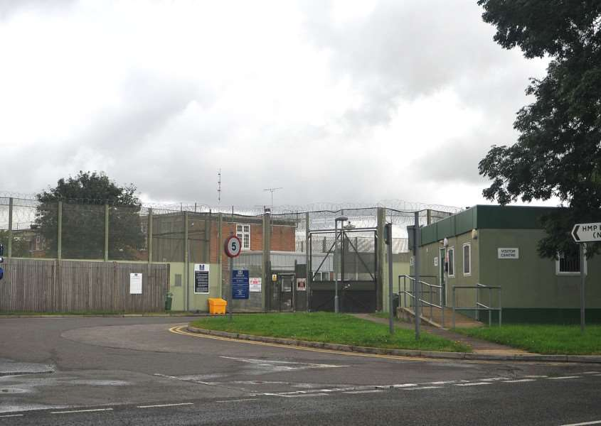 HMP Highpoint in Stradishall