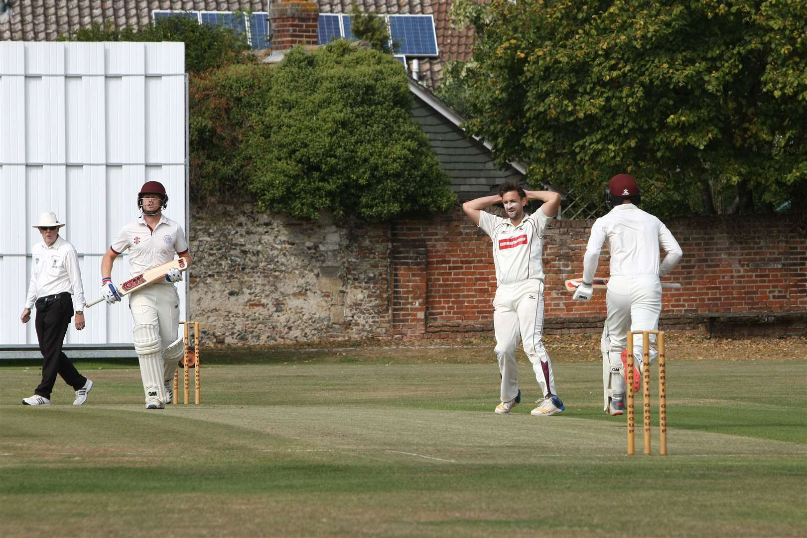 Sudbury v Swardeston cricket action. A Sudbury Appeal is turned down.. (15968439)