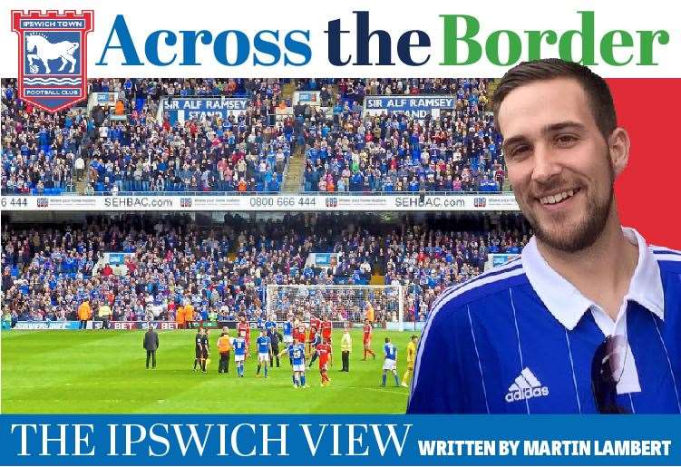 Ipswich Town fan Martin Lambert hosts the Talking Town podcast and Matchday ticket shows on the Home Dressing Room channel on YouTube each week to give supporters a platform to discuss the club.