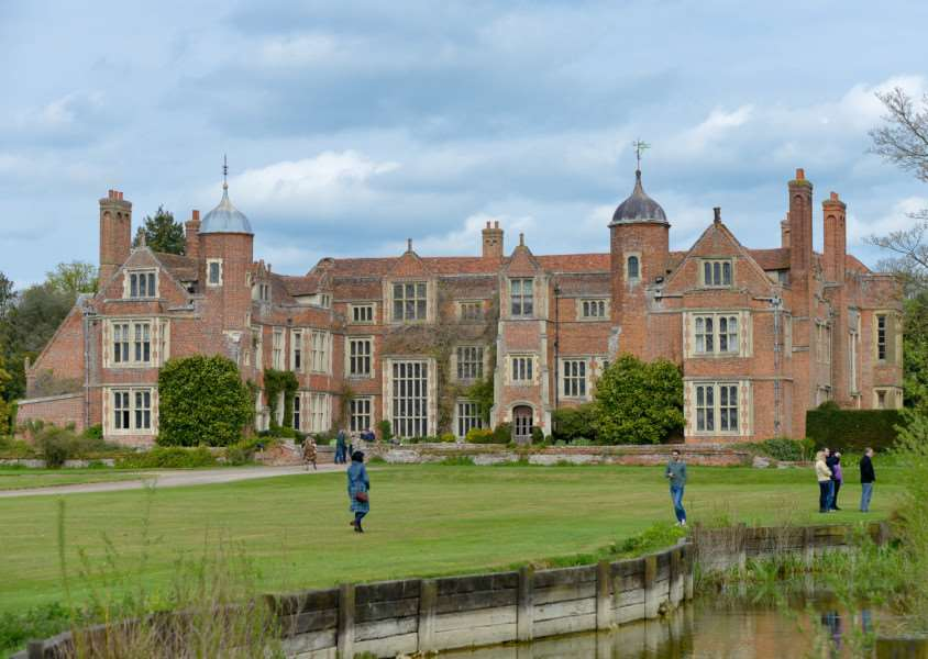 Kentwell Hall in Long Melford ANL-150305-164713009