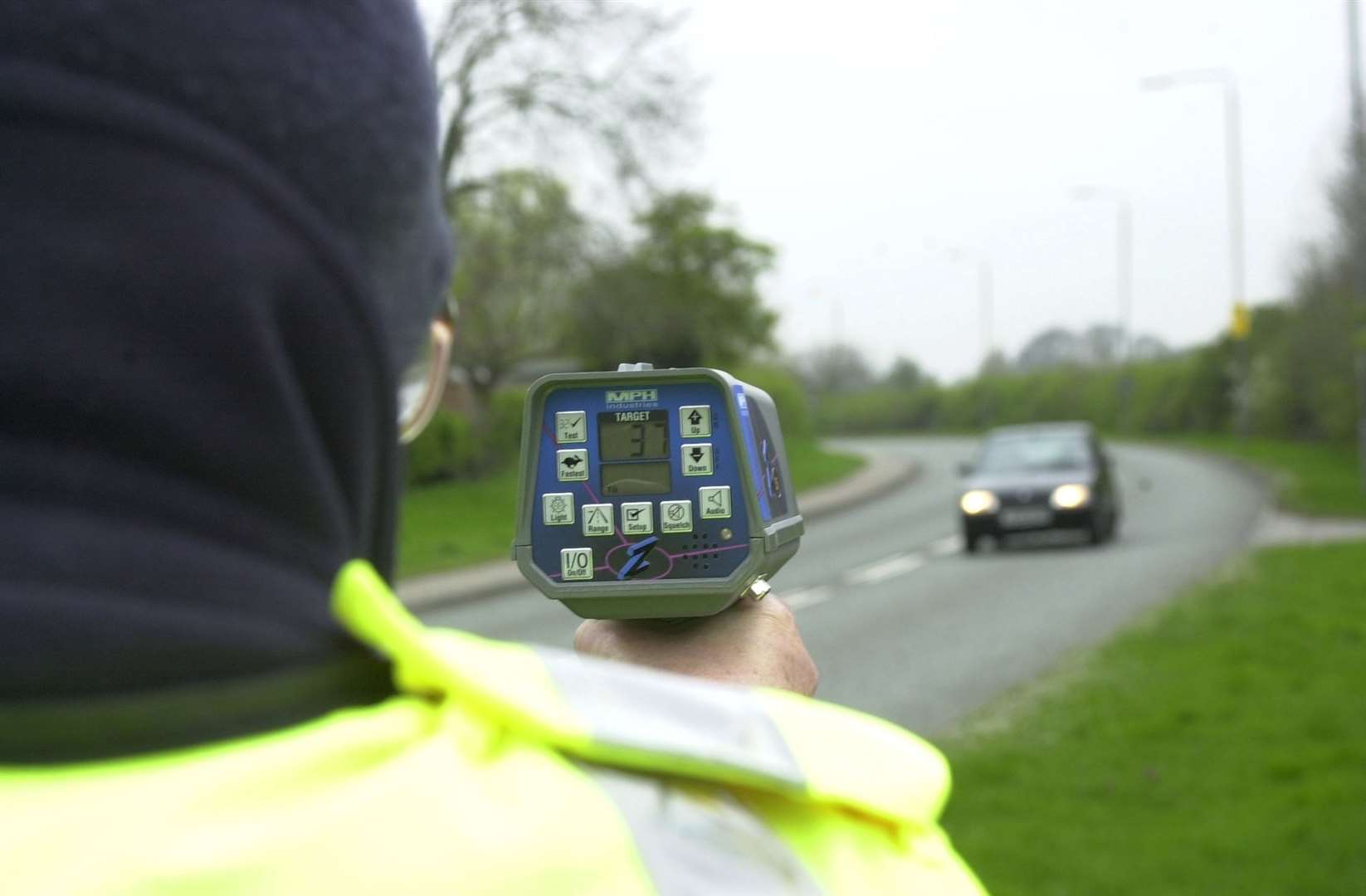 Police have been cracking down on those breaking the law on Suffolk's roads