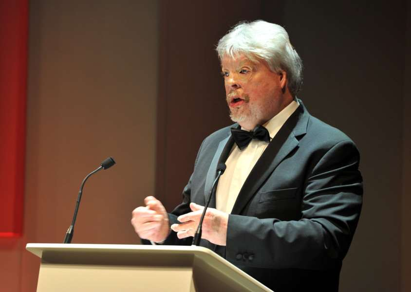 Bury Free Press Business Awards 2015 hosted by Simon Weston ANL-151010-020118009