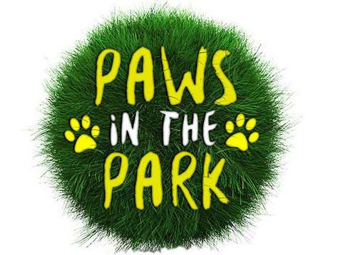 St Nicholas Hospice Care's Paws in the Park logo
