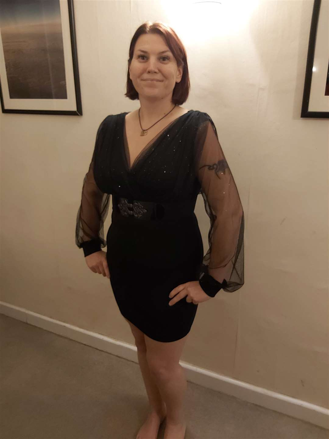 Amy Jones has lost more than six stone with Slimming World Mildenhall despite various health issues (27749419)