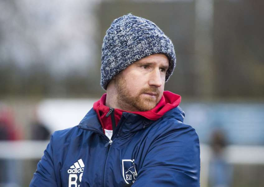 NO WHOLESALE CHANGES: Ely boss Brady Stone