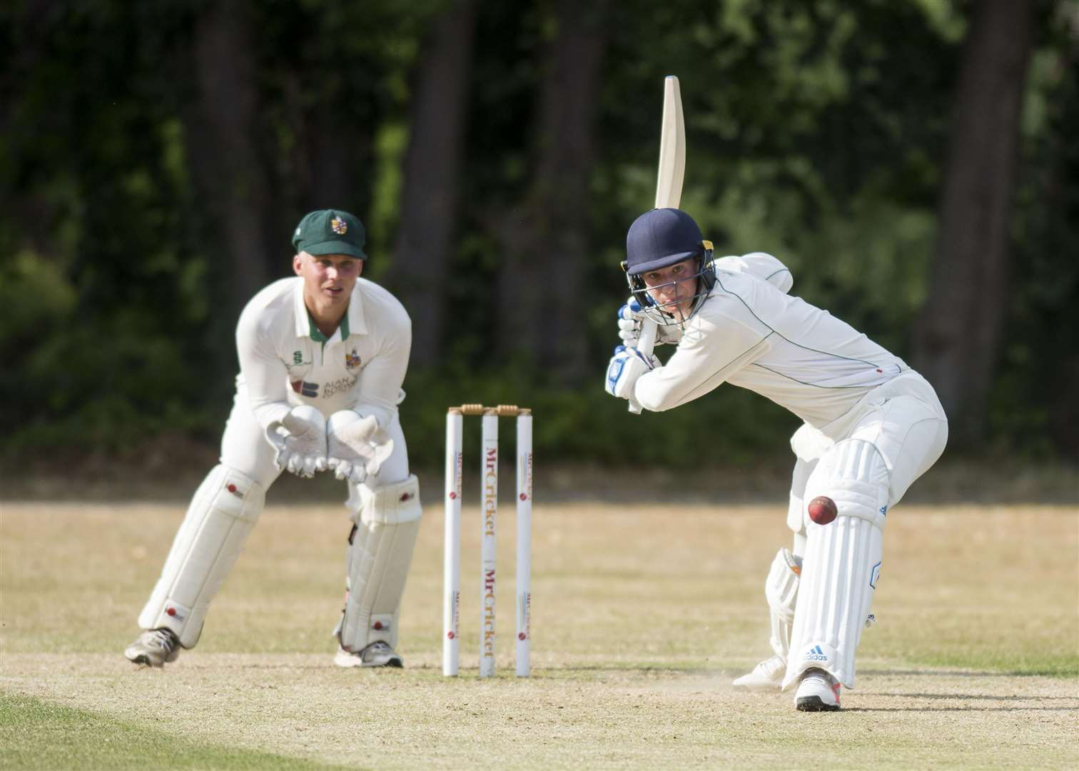 CRICKET: Burwell & Exning v Horsford Andrew Bramley Picture Mark Westley. (2930810)