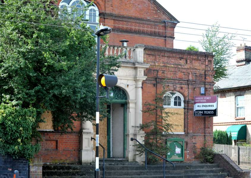 Corn Exchange, Haverhill