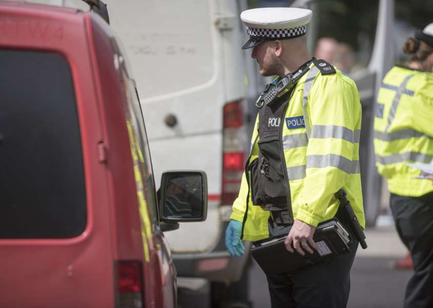 Police operation - Picture Mark Westley ANL-160628-173914009
