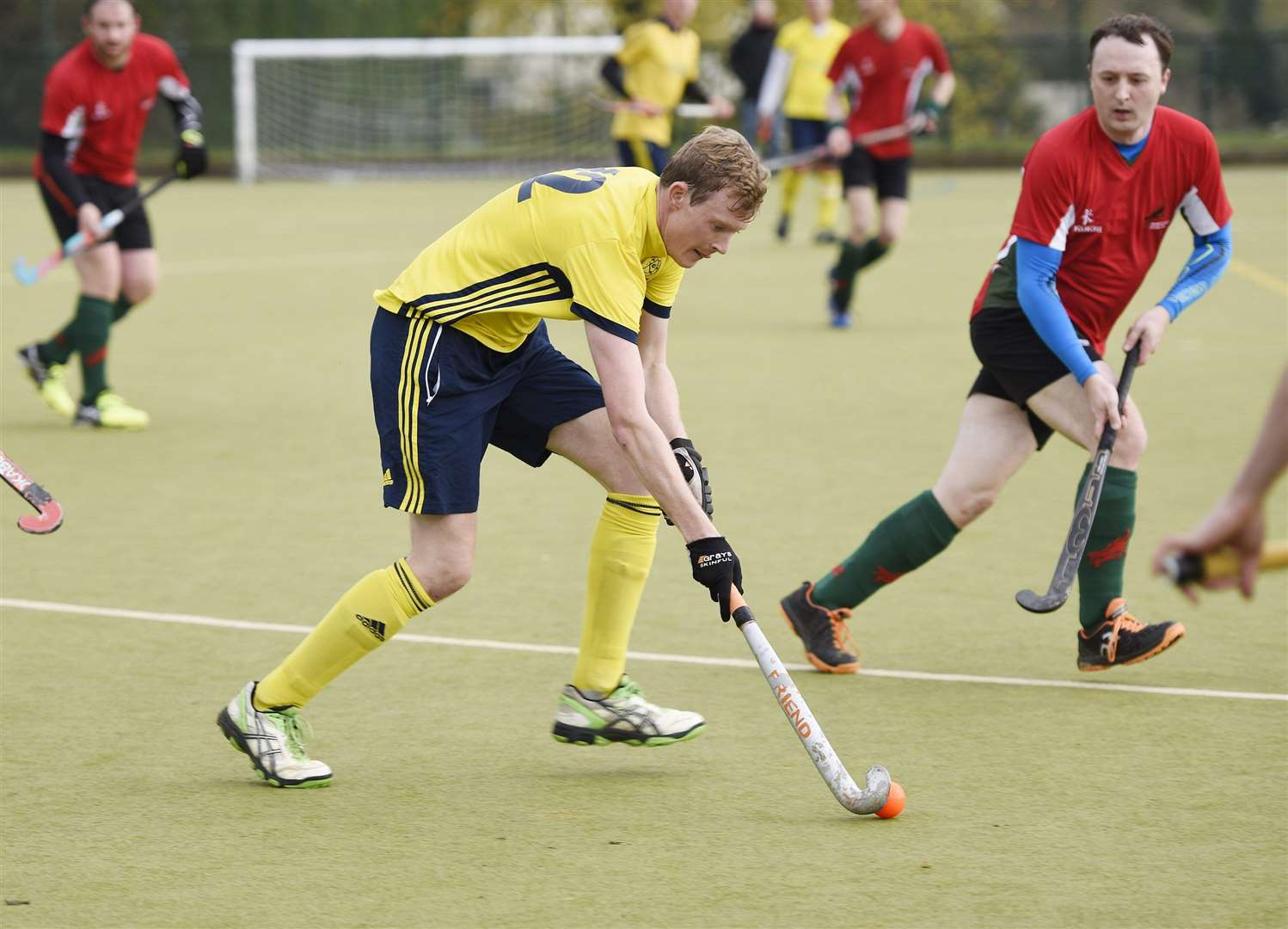 Newmarket Men's II v Norwich Dragons 5s..Pic135 – Simon Donald....Picture Mark Westley. (5372112)