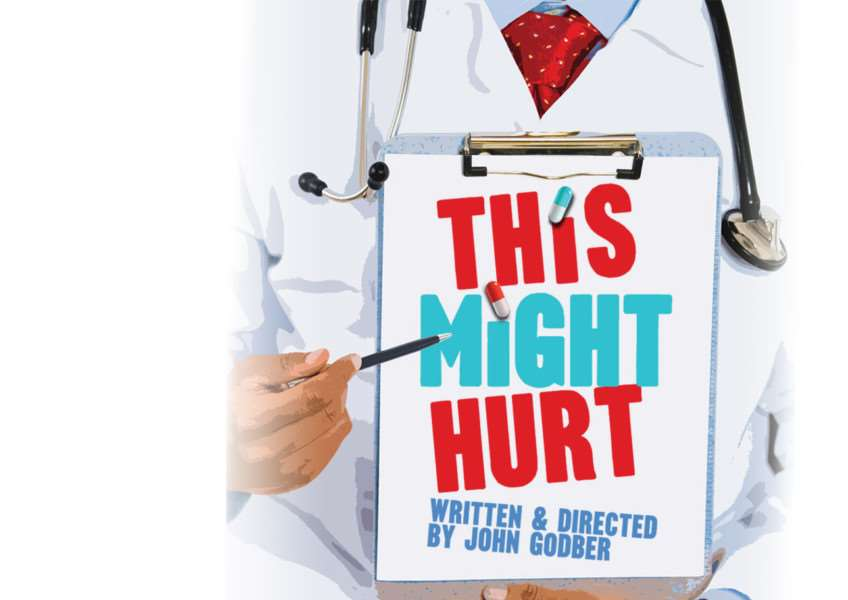 This Might Hurt a Bit is being staged at the Theatre Royal in Bury St Edmunds from September 26 to 28 ANL-160919-111905001