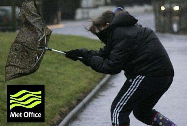 Met Office issues yellow weather warning for wind(41159044)