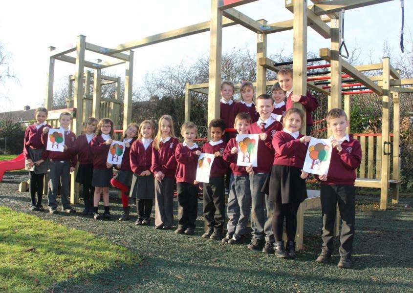 Houldsworth Valley Primary Academy in Newmarket has joined the Samuel Ward Academy Trust.