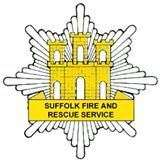 Suffolk Fire & Rescue Service logo. (8181208)