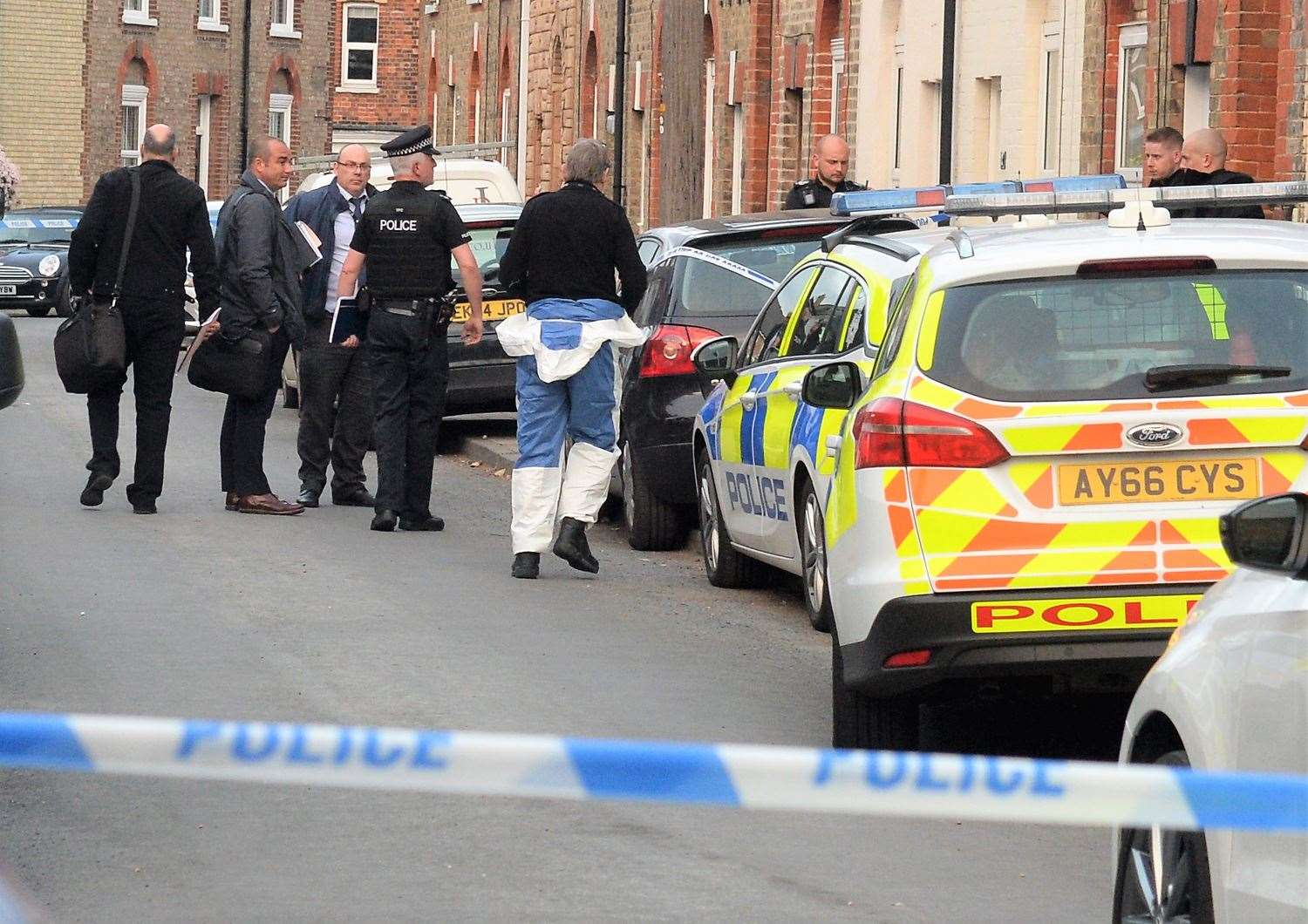 Two found dead in Newmarket house.
