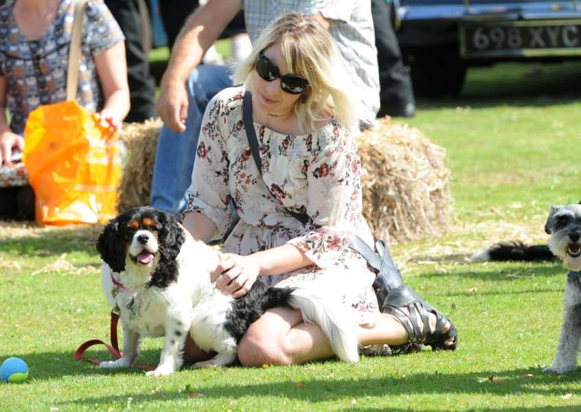 Cavendish Annual Fete and Horticultural Show''Pictured: Dog Show'''PICTURE: Mecha Morton