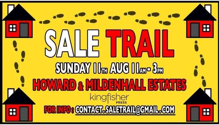 Howard and Mildenhall Estates Sale Trail