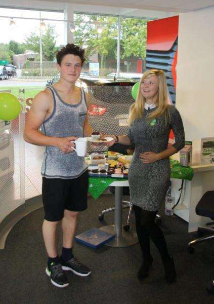 Coffee morning at Rawlinsons ANL-150929-143817001