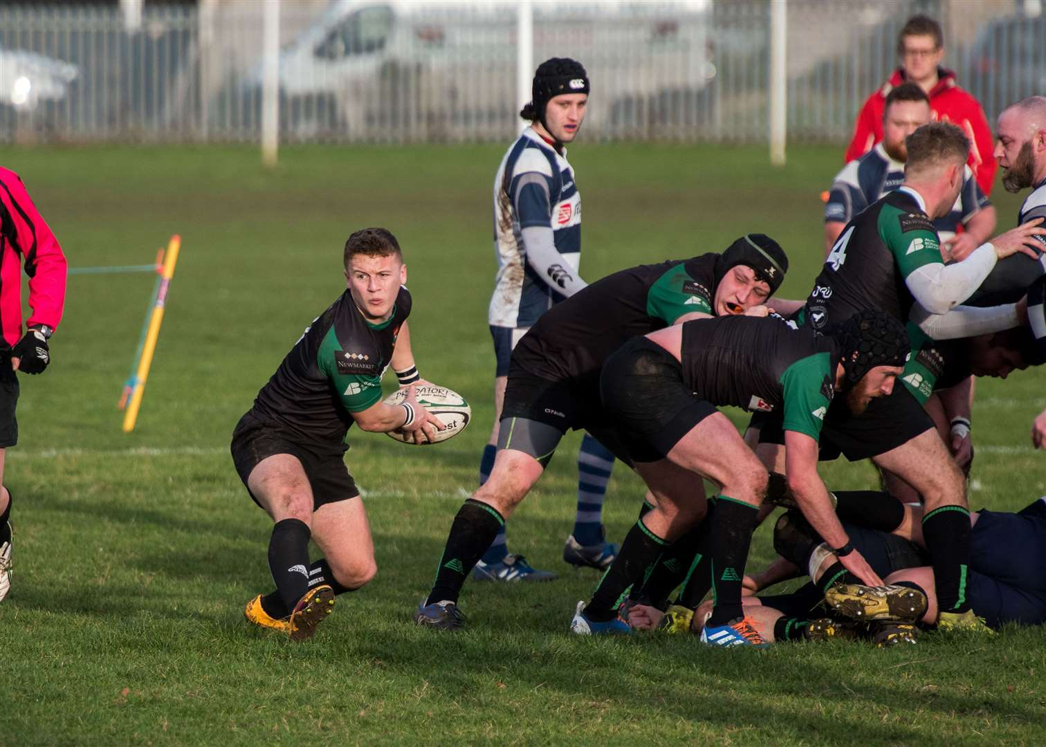 Newmarket Rugby Club will not be able to play any competitive matches until at least January 2021. Picture: Mark Westley