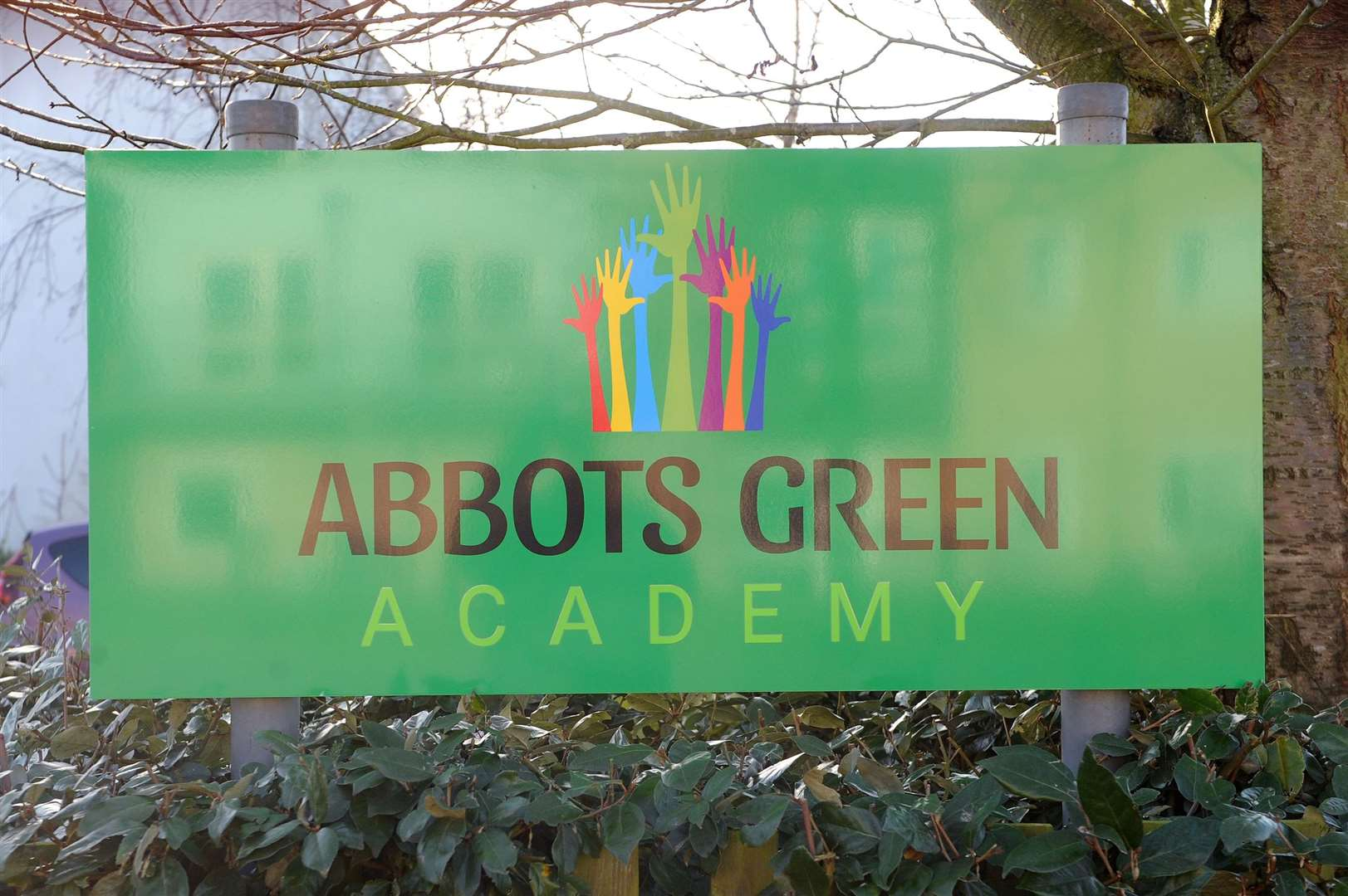 Pupils and staff at Abbots Green Academy are self-isolating. Picture by Mecha Morton