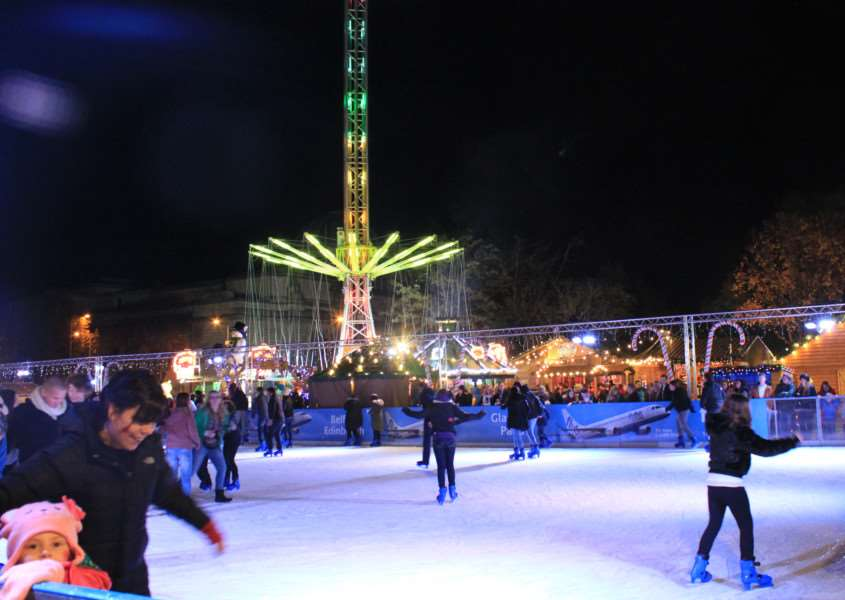 A real ice rink is coming to Bury over Christmas and New Year ANL-150206-141704001
