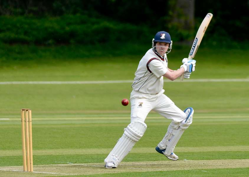 Haverhill batsman Anthony Phillips scored 63no during their six wicket win over Kelvedon & Feering