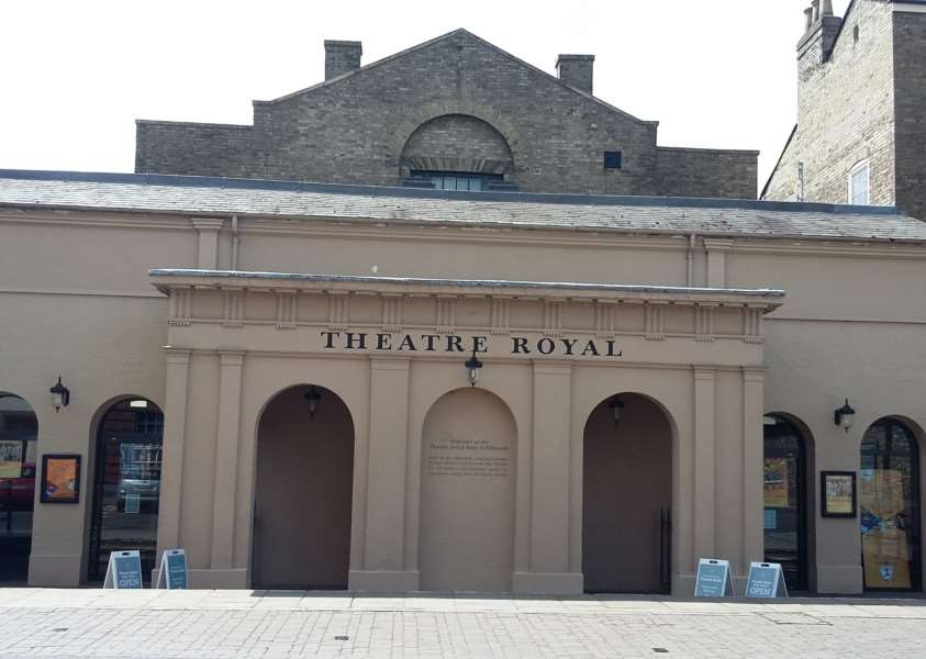 theatre royal front of building ANL-150624-184637001