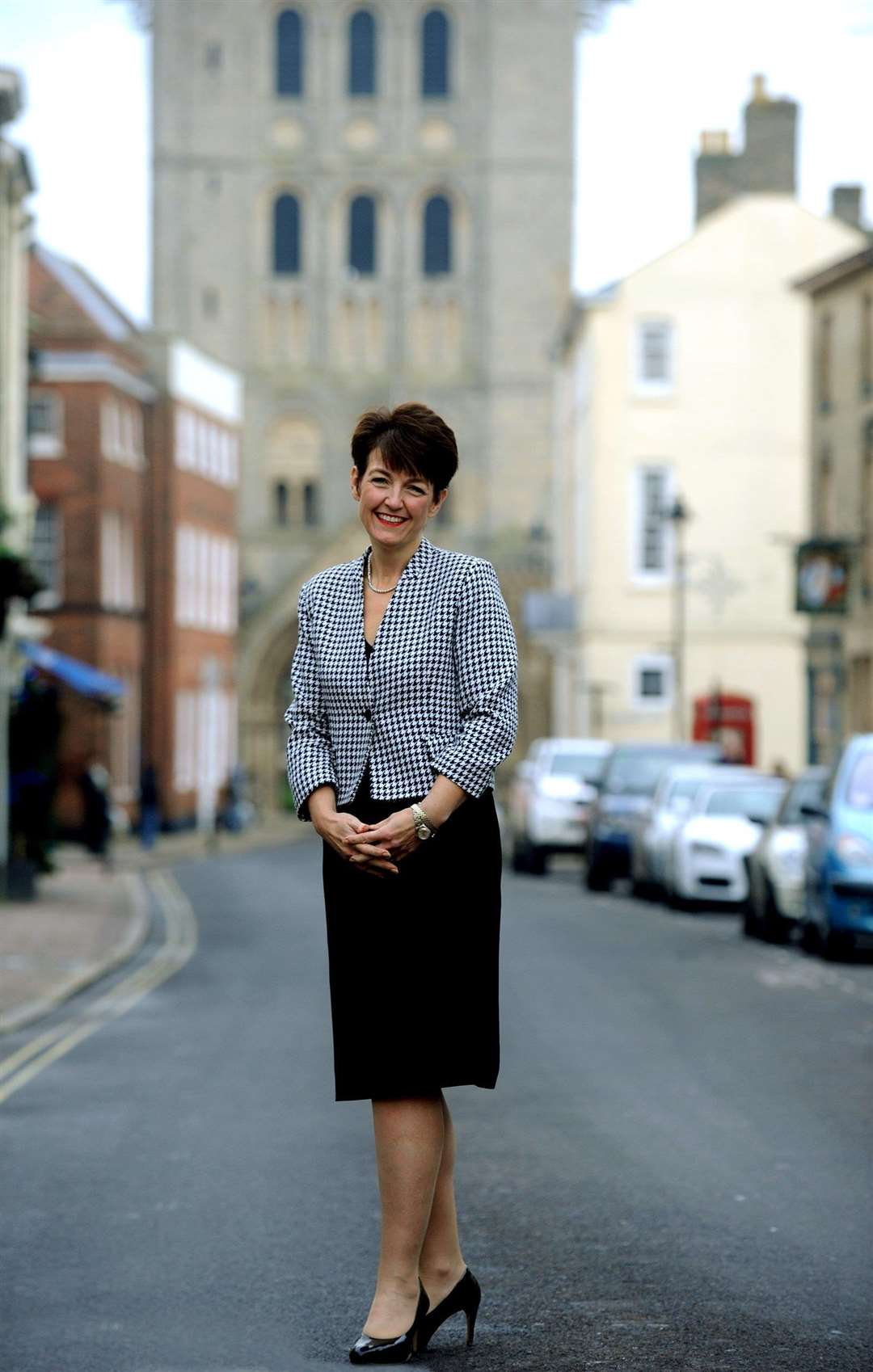Jo Churchill, Bury St Edmunds MP