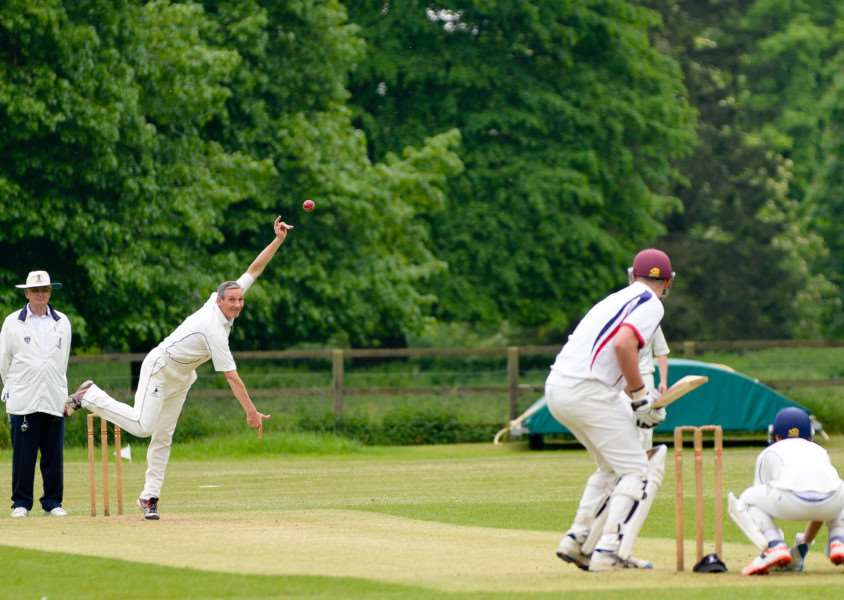 ALL CHANGE: Exning CC are merging with Burwell