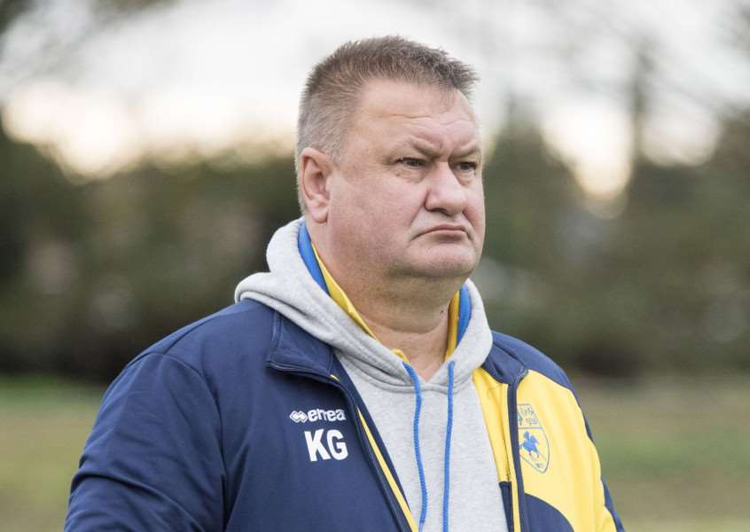 IMPROVEMENTS NEEDED: Newmarket boss Kevin Grainger wants more from his team